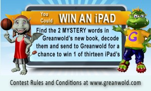 Greanwold Mystery Word Contest